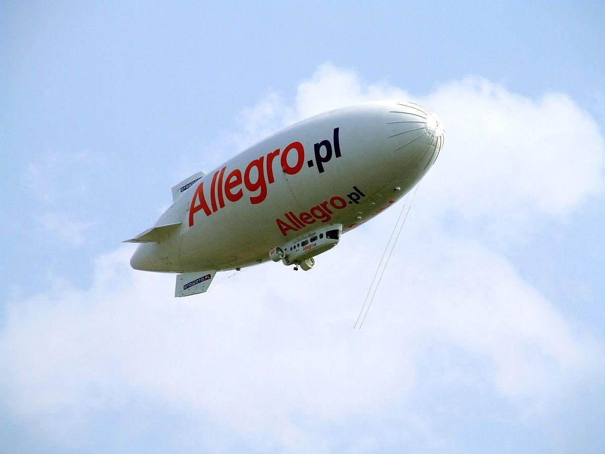 Allegro w opałach
