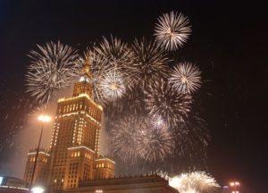 nowy rok, Szczęśliwego nowego roku!