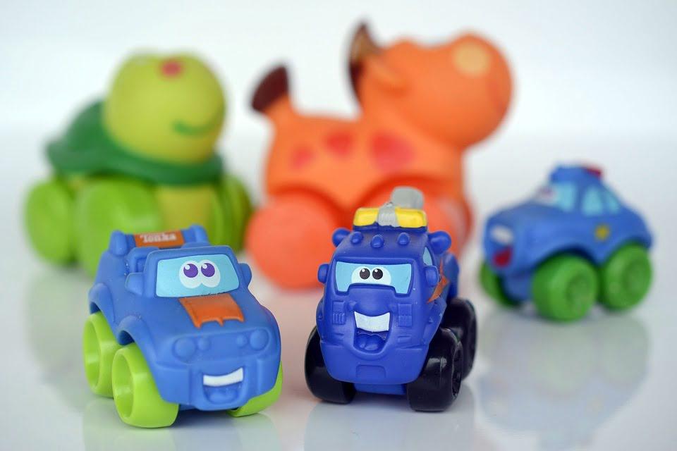Akcja UOKiK i KAS - zabawki pod kontrolą