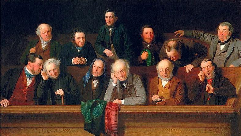 Senat rozpoczyna procedurę wyboru ławników SN