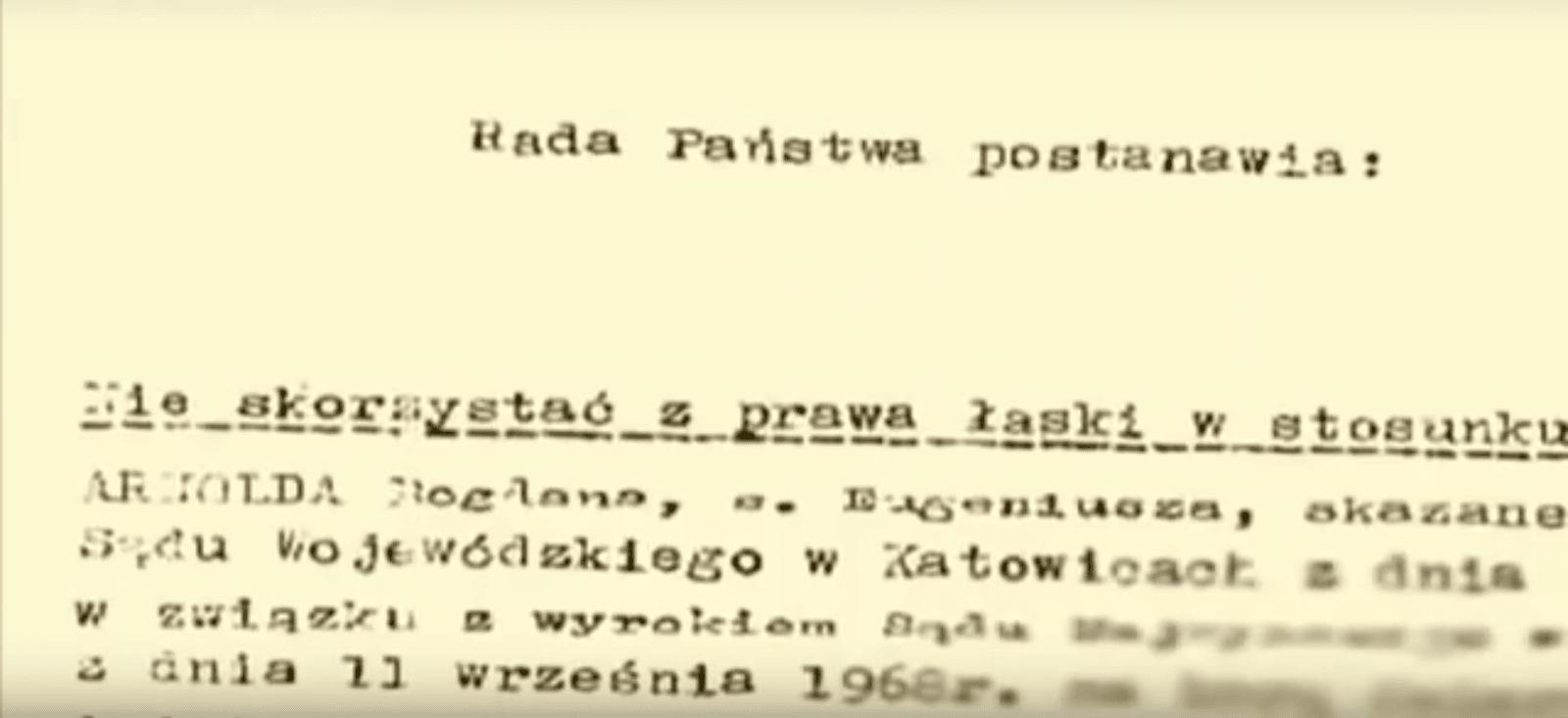 Bogdan Arnold, Polscy seryjni mordercy - Bogdan Arnold