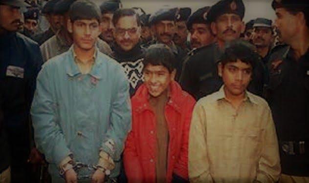 Javed Iqbal i jego Współpracownicy