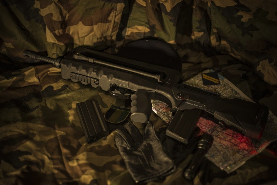 Broń pod większą kontrolą - System Rejestracji Broni w Polsce
