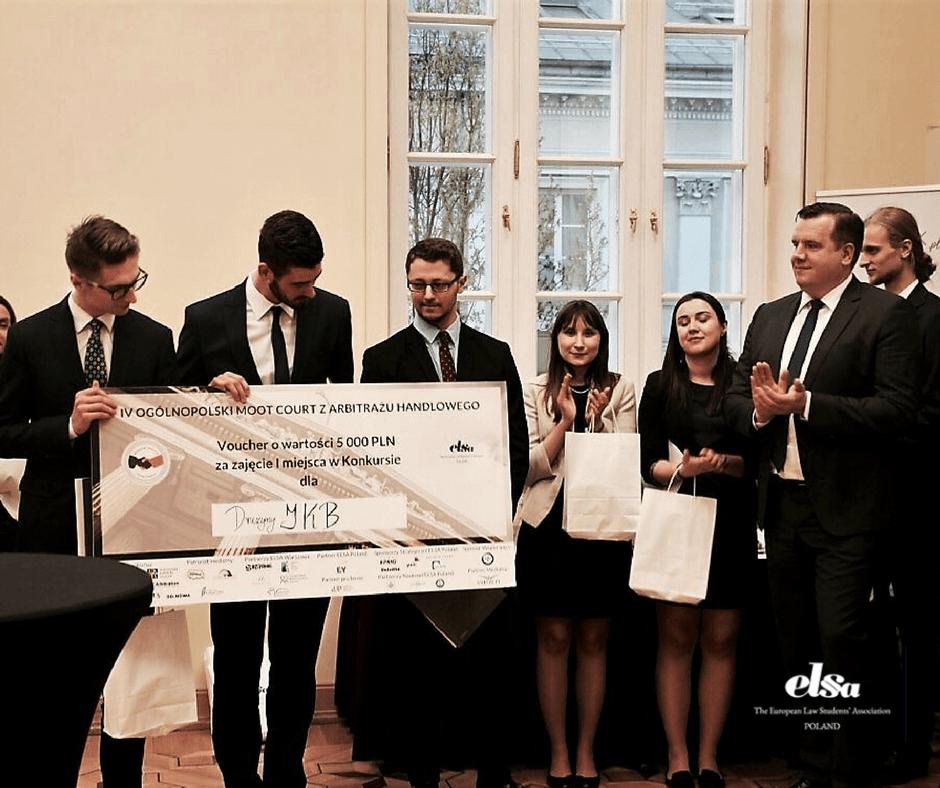 Kruczek.pl, IV Ogólnopolski Moot Court z Arbitrażu Handlowego