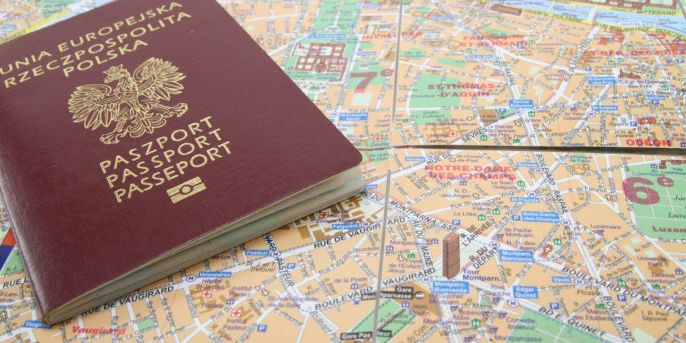 Nowy projekt paszportu - rozporządzenie w trakcie uzgodnień