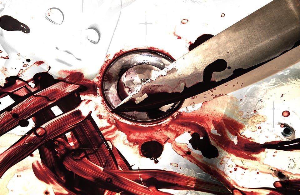 Ślady krwi jako dowód- historia ostatnich chwil ofiary