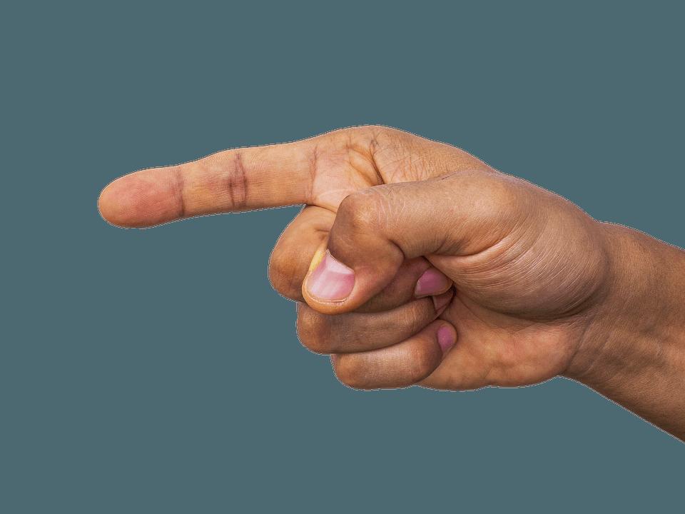 Wytyk, czyli gdy SN grozi palcem