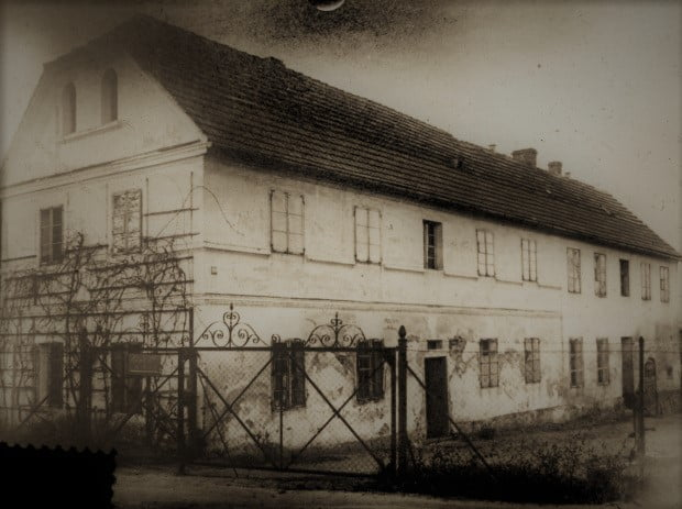Dom Karla Denkego - 1924 r.