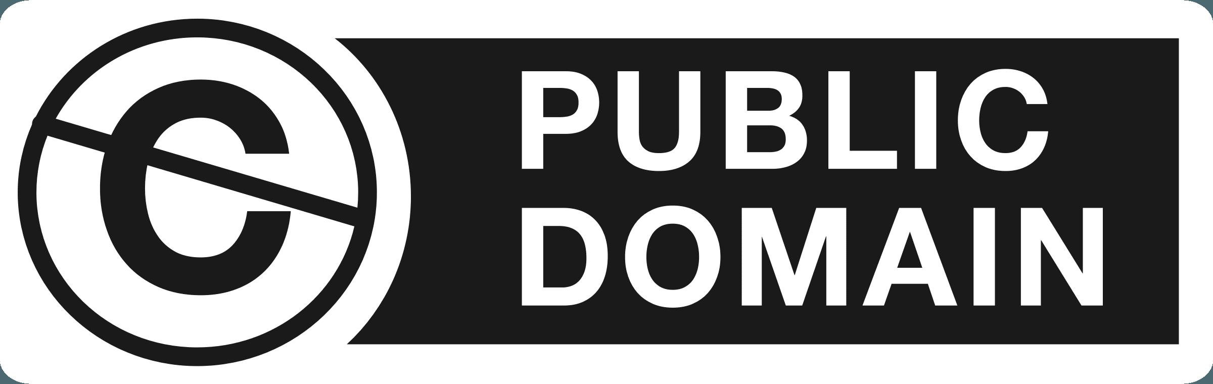 Znak Domeny Publicznej (Public Domain)