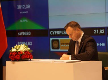 Prezydent podpisał ustawę o Pracowniczych Planach Kapitałowych