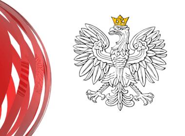 Czy białe rzeczywiście jest białe? Rząd planuje retusz polskiej flagi i godła