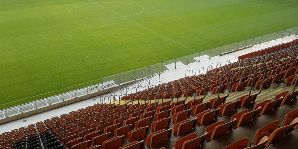 Kongres prawa sportowego - Stadion Zagłębia Lubin otwarty na rozmowę