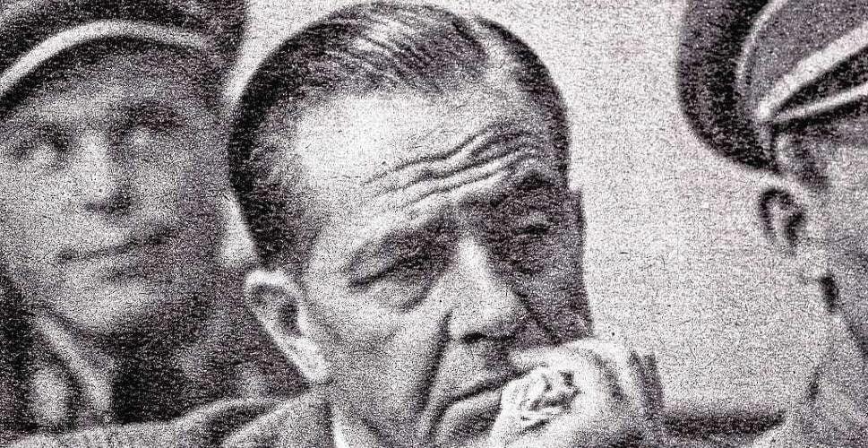 Władysław Mazurkiewicz - Elegancki Morderca, fot. Archiwum