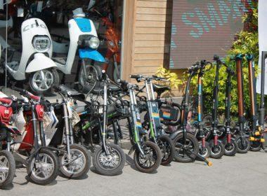 Hulajnogą po drodze dla rowerów? Zmiany w prawie już blisko