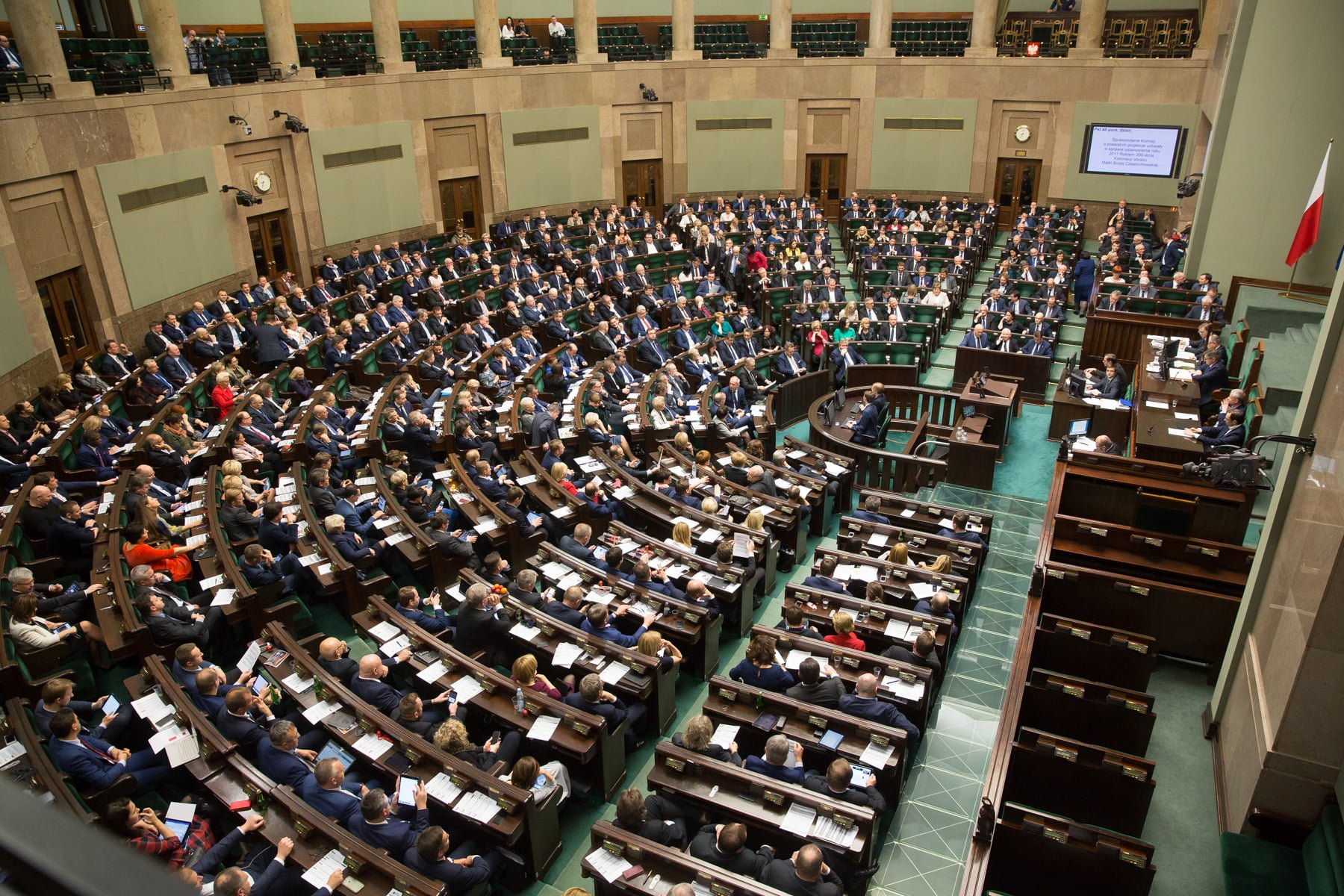 Kto tworzy prawo w Polsce?