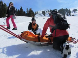 Odpowiedzialność za spowodowanie wypadku na stoku narciarskim