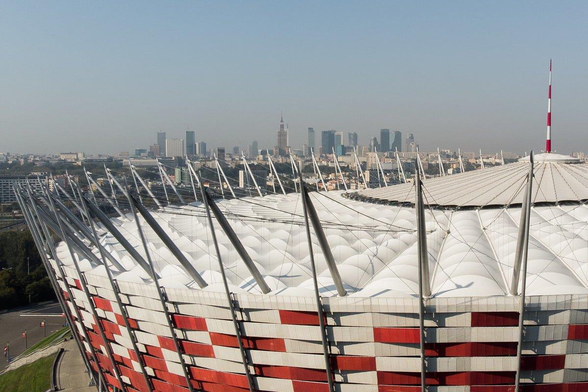 PGE Narodowy (Stadion Narodowy) w Warszawie (fot. pgenarodowy.pl)