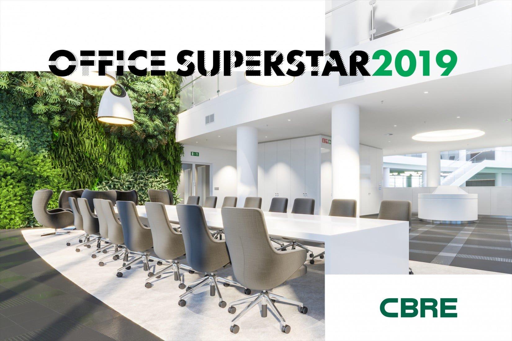 Sprawdź, czy masz najlepsze biuro w branży doradczej w Polsce! - konkurs CBRE
