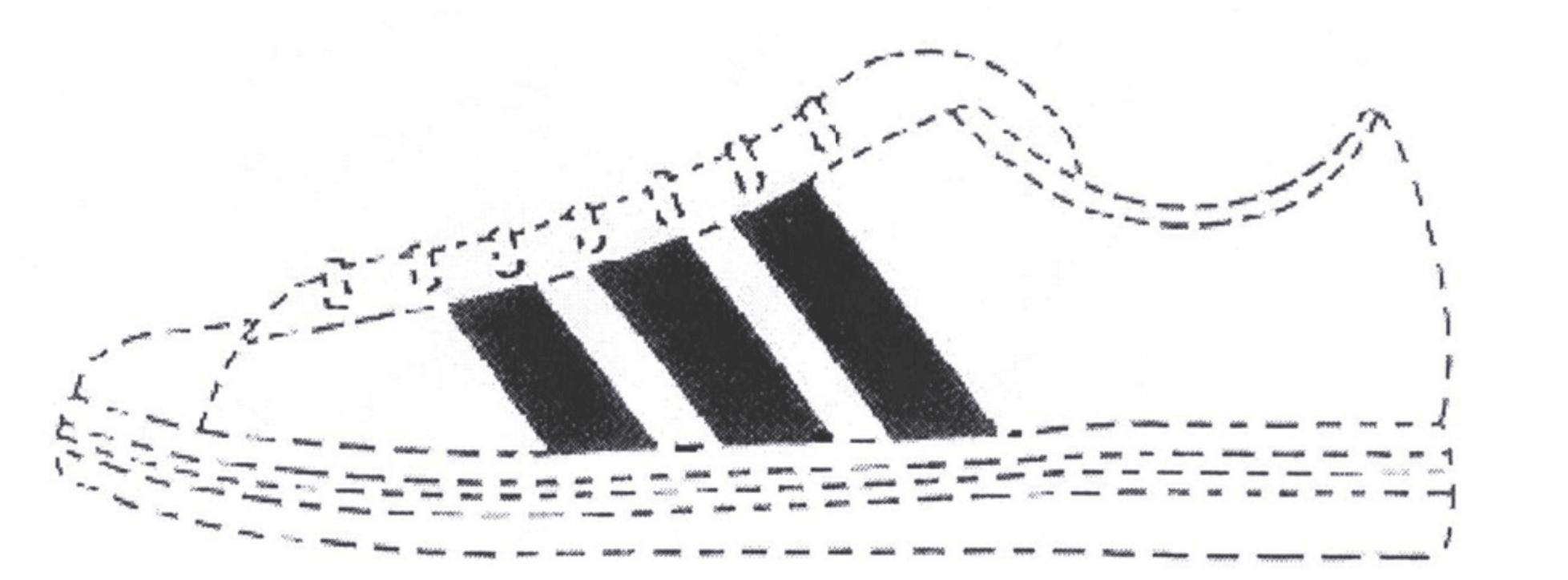 Buty Adidas - pozycyjne znaki towarowe (niekonwencjonalne znaki towarowe)...