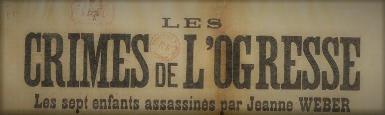 Ogrzyca z Paryża - Le Petit Journal
