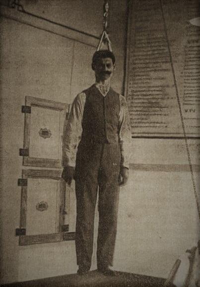 Eksperyment dr Nicolae'go Minovici'ego