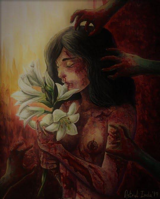 Junko Furuta - Astrid Inda'19 (źródło: Tumblr)