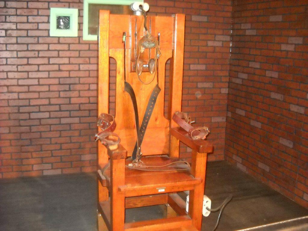 Kara śmierci - stosowanie