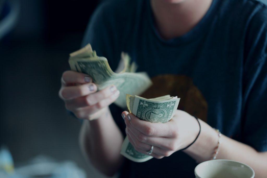 Pranie brudnych pieniędzy - kodeks karny