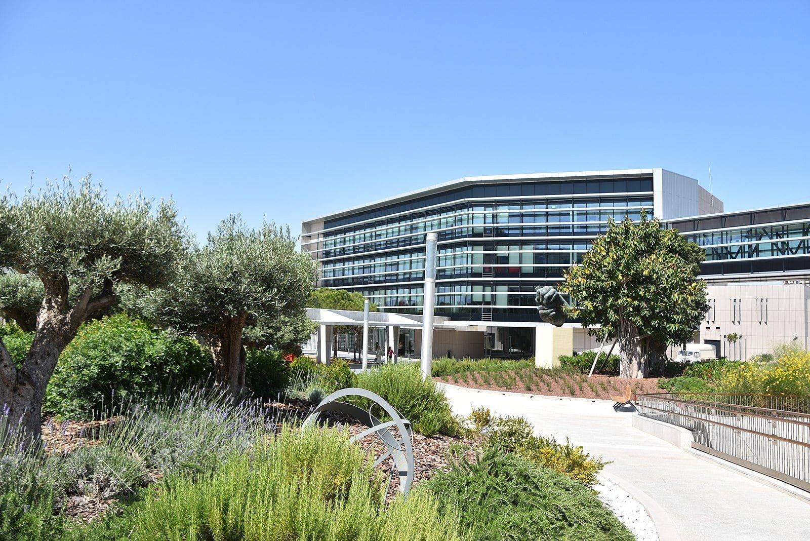 Siedziba Urzędu Patentowego UE (EUIPO)