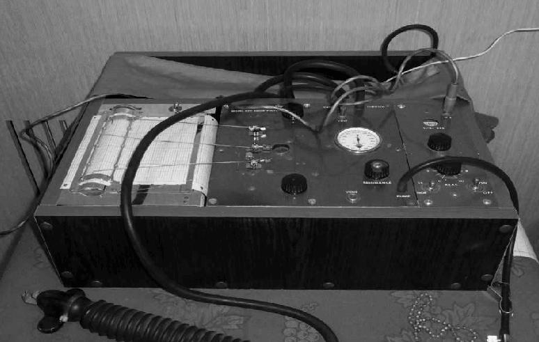 Poligraf Keelera model 6306