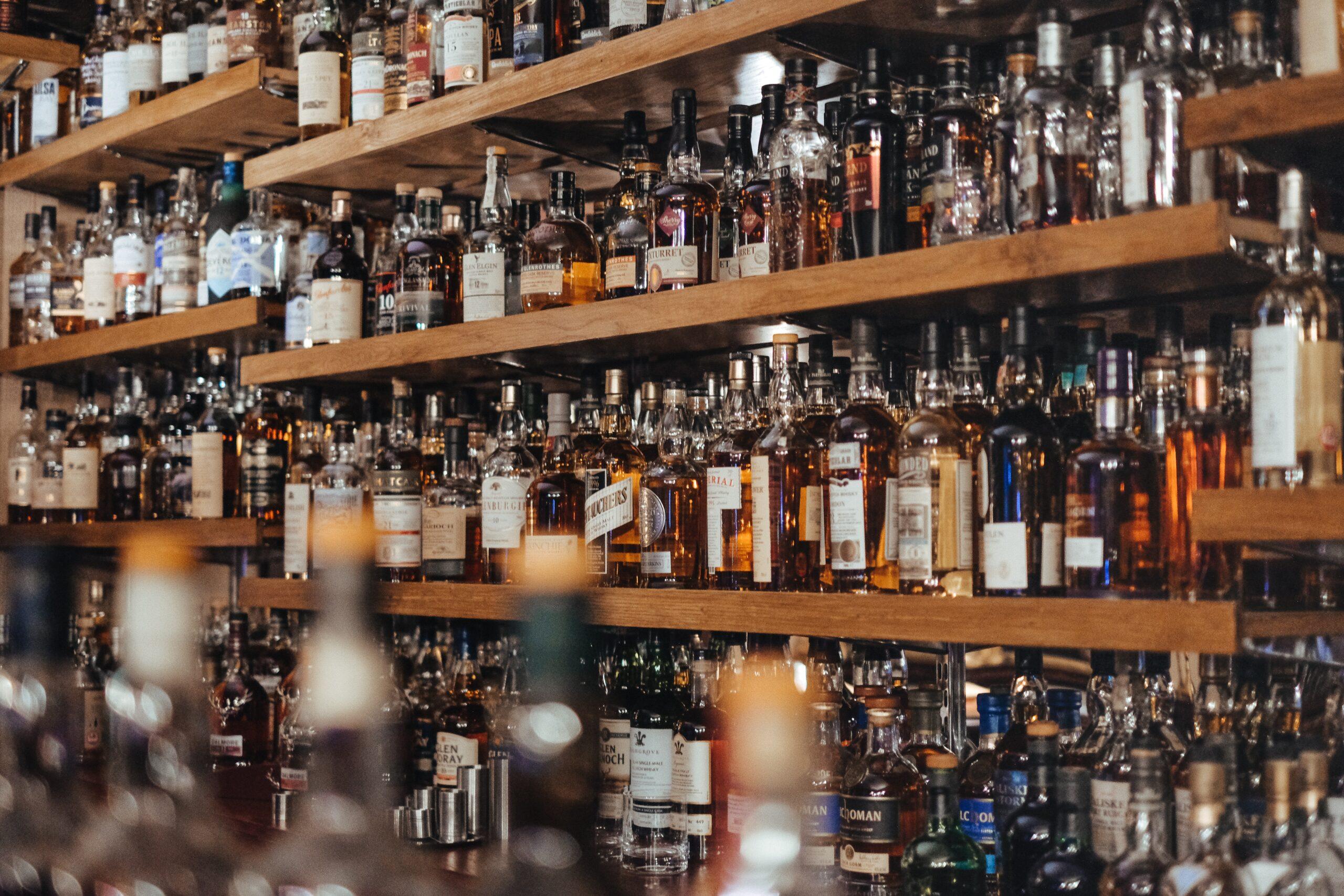 Nielegalny obrót hurtowy napojami alkoholowymi
