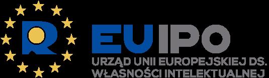 Logotyp Urzędu Unii Europejskiej ds. Własności Intelektualnej (EUIPO)