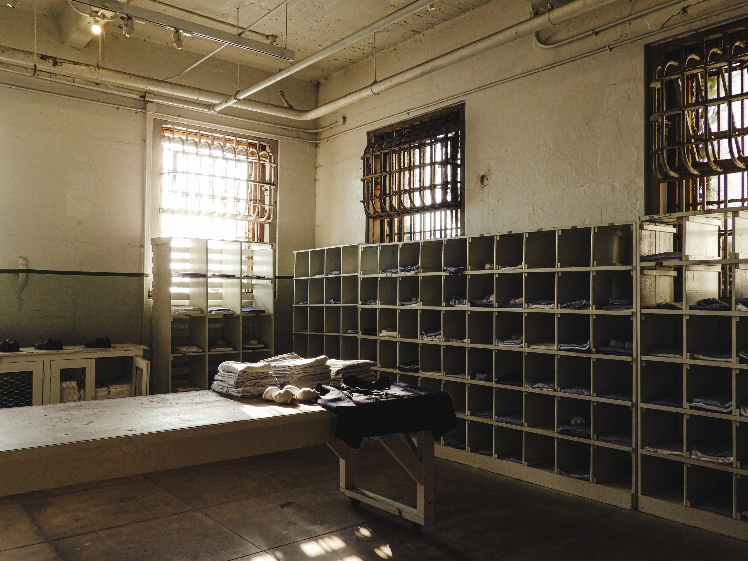 Organizacja czasu wolnego w zakładzie karnym