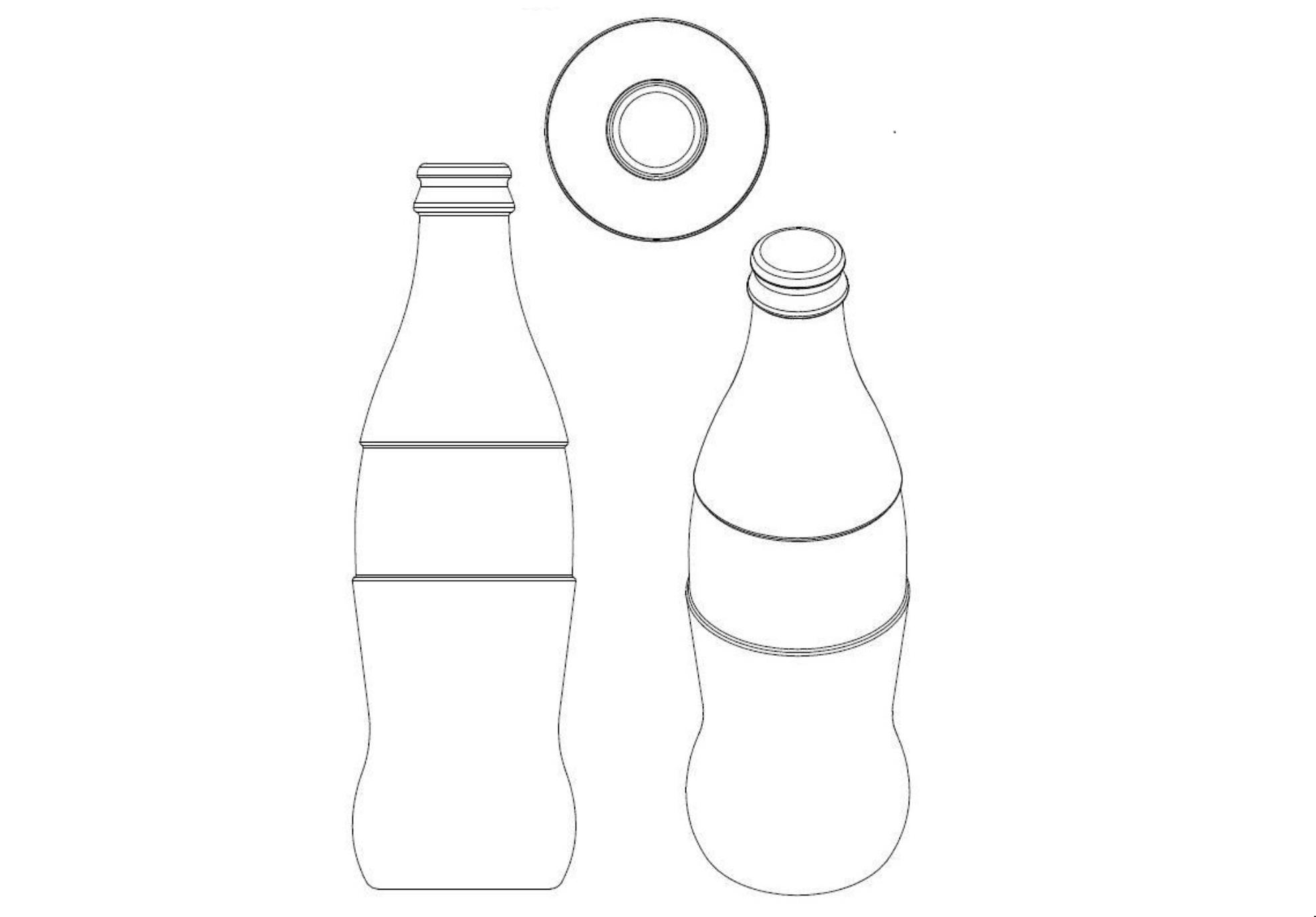 Coca-Cola kształt butelki bez zdolności odróżniającej (wtórna zdolność odróżniająca)...