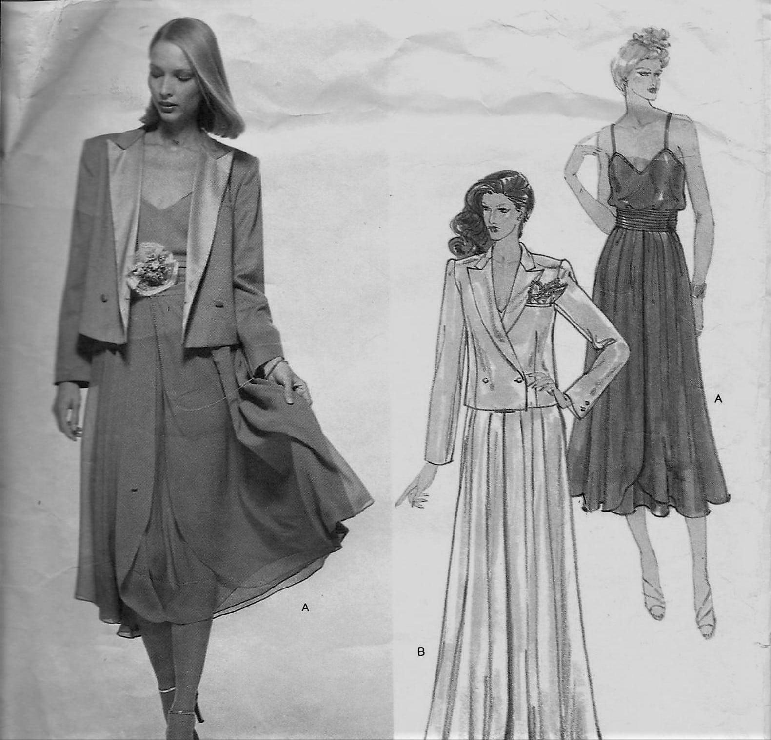 Zabójstwo Versace - projekt Genny Versace (80's)