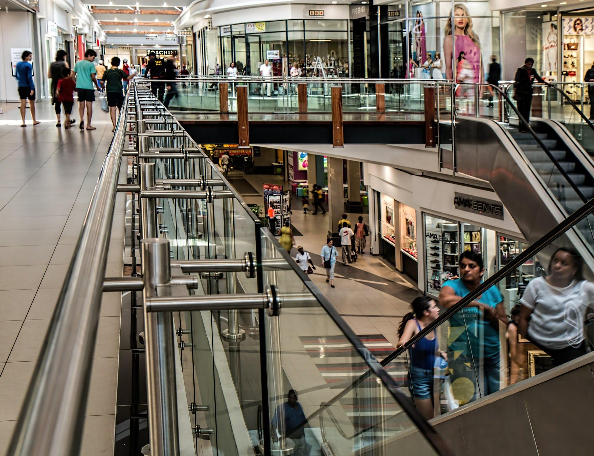 Koszt najmu w centrach handlowych obniżony o 90%