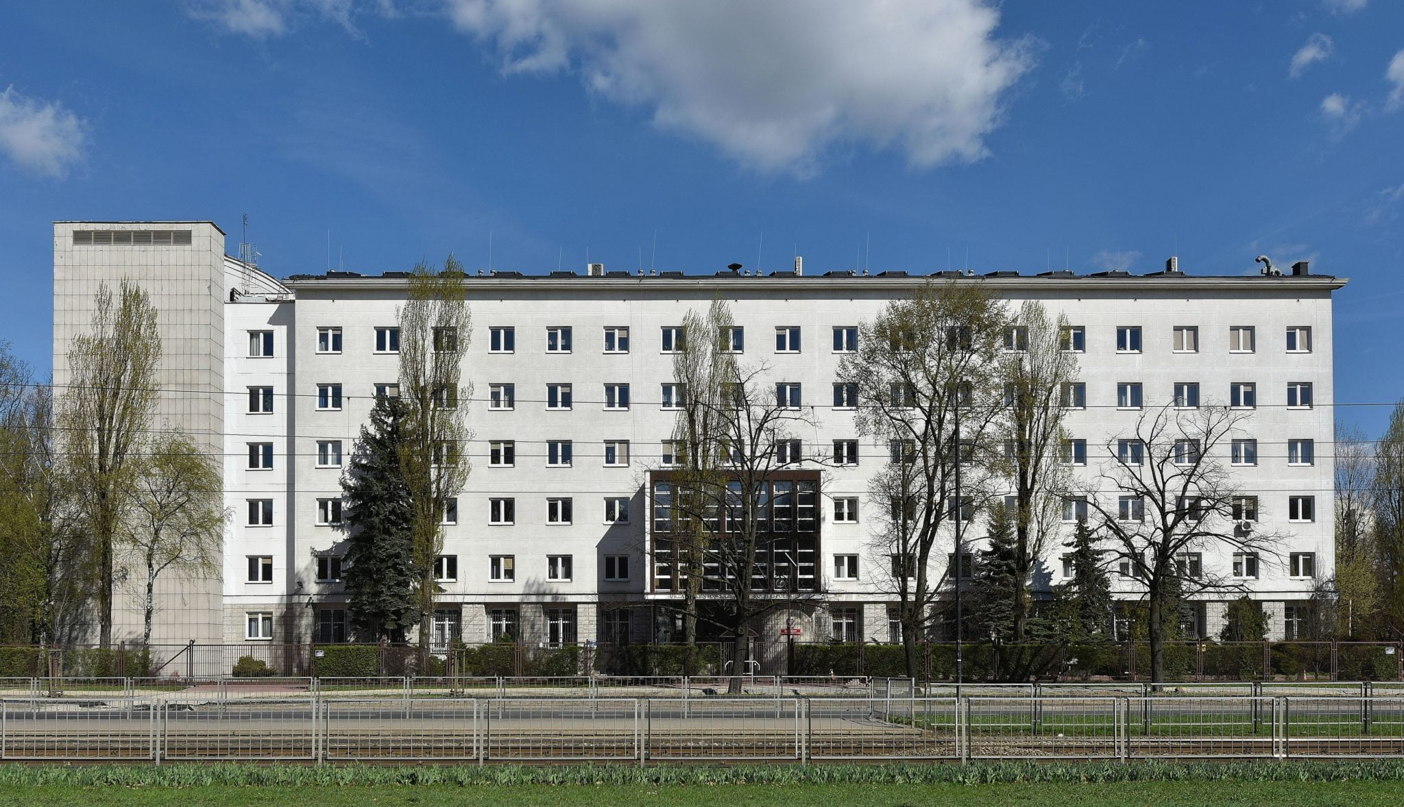 Główna siedziba Urzędu Patentowego Rzeczpospolitej Polskiej (UPRP)
