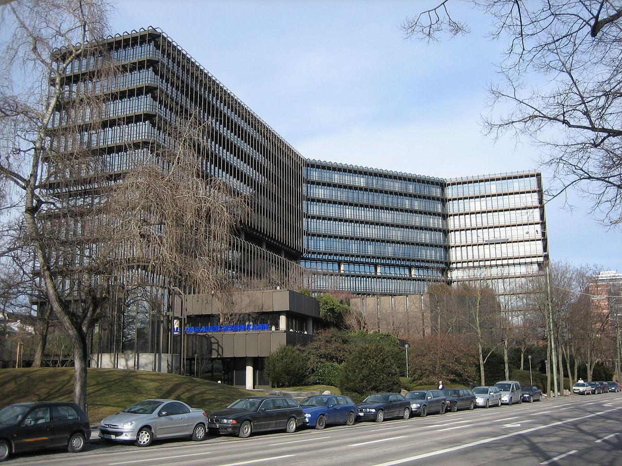 Siedziba Europejskiego Urzędu Patentowego