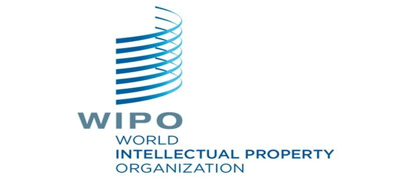 Logotyp Światowej Organizacji Własności Intelektualnej (WIPO)